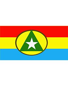 Fahne: Cabinda