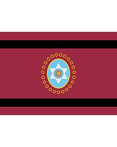 Fahne: Salta (Provinz)