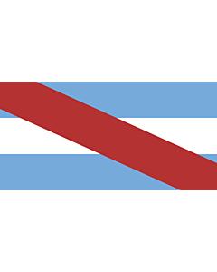 Fahne: Entre Ríos (Provinz)