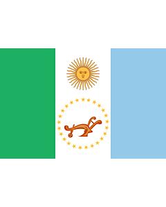 Fahne: Chaco (Provinz)