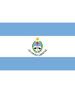 Fahne: San Juan (Provinz)
