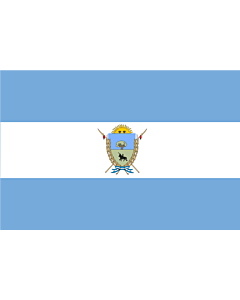 Fahne: Provinz La Pampa