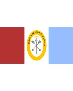 Fahne: Santa Fe (Provinz)