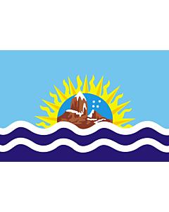 Fahne: Santa Cruz (Provinz)
