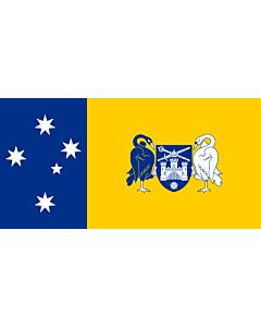 Fahne: Australian Capital Territory