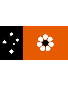 Fahne: Northern Territory