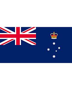 Fahne: Victoria