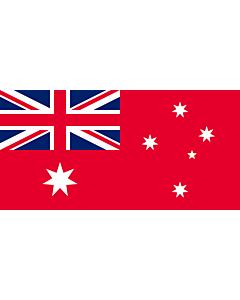 Fahne: Civil Ensign of Australia | The Australian Red Ensign