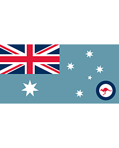 Fahne: Ensign of the Royal Australian Air Force