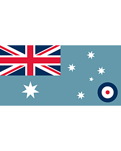 Fahne: Ensign of the Royal Australian Air Force 1948-1982
