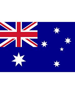 Fahne: Australien