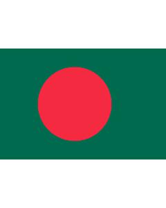 Fahne: Bangladesch