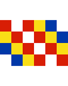 Fahne: Antwerpen