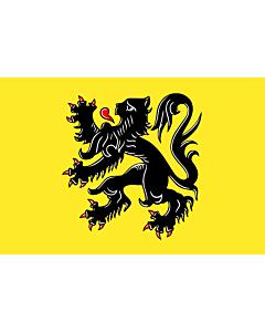 Fahne: FlämischeRegion