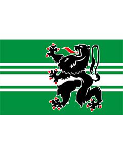 Fahne: Ostflandern