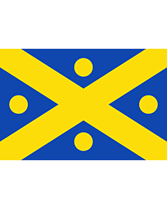 Fahne: Zingem | Belgian municipality Zingem