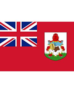 Fahne: Bermuda