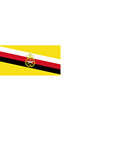 Fahne: Naval Ensign of Brunei