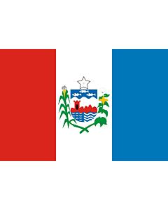 Fahne: Alagoas