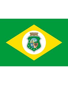 Fahne: Ceará