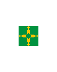 Fahne: Distrito Federal