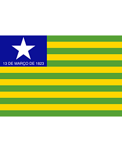 Fahne: Piauí