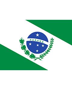 Fahne: Paraná