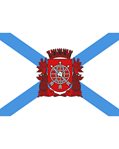 Fahne: Rio de Janeiro
