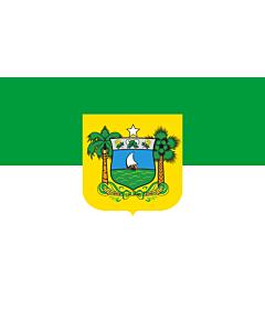 Fahne: RioGrandedoNorte