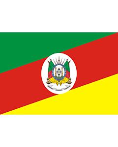 Fahne: Rio Grande do Sul