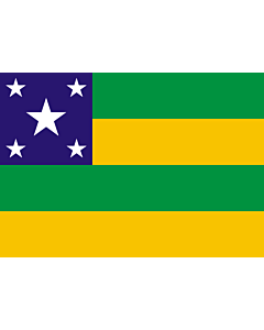 Fahne: Sergipe