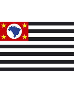 Fahne: São Paulo