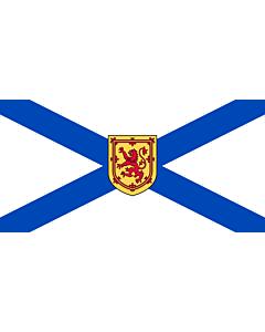 Fahne: Nova Scotia
