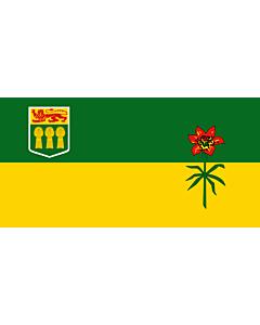 Fahne: Saskatchewan