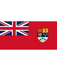 Fahne: Canada 1921
