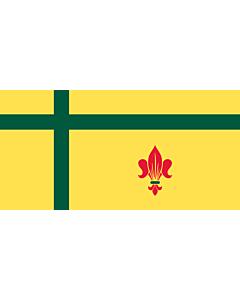 Fahne: Dels Fransaskois