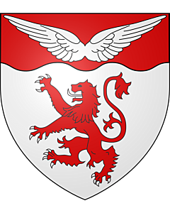 Fahne: Frederick Russell Arms