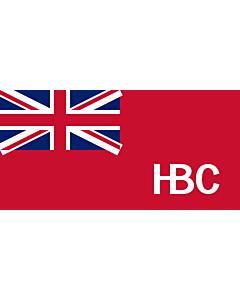 Fahne: Hudsons Bay Company