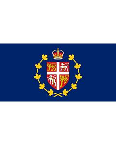 Fahne: Lieutenant-Governor of Newfoundland and Labrador   Lieutenant-gouverneur de Terre-Neuve-et-Labrador