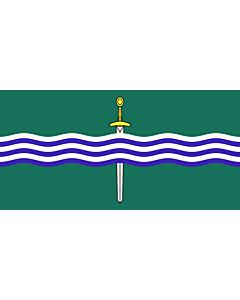 Fahne: Ptboflag   Peterborough, Ontario, Canada
