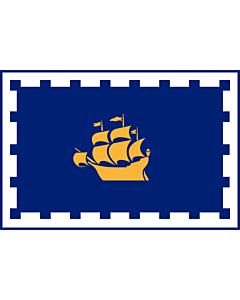 Fahne: Quebec City   Quebec City, Quebec, Canada