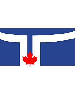 Fahne: Toronto   Toronto, Ontario