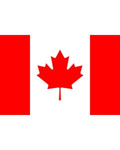 Fahne: Kanada