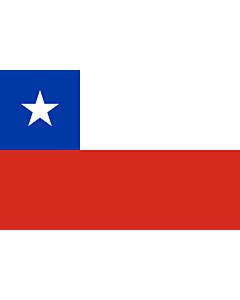 Fahne: Chile