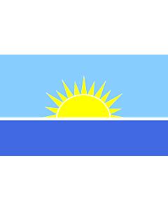 Fahne: Riohacha | Riohacha, Colombia