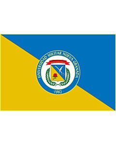 Fahne: Universidad Militar Nueva Granada