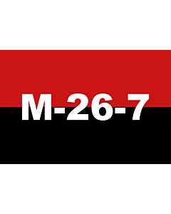 Fahne: M 26 7
