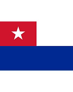 Fahne: Naval Jack of Cuba