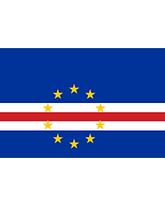 Fahne: Kap Verde