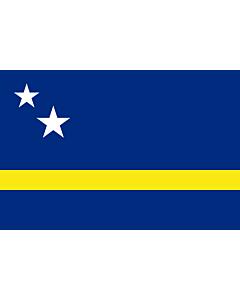 Fahne: Curaçao